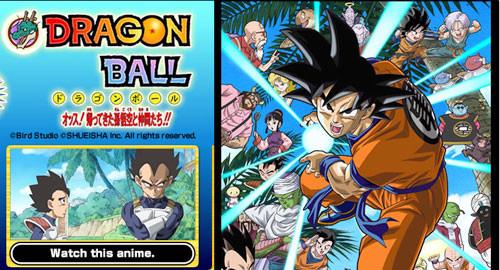 Dragon Ball vuelve