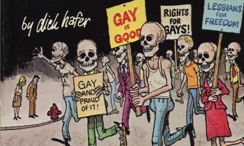 Portada Homosexualidad... estilo de muerte