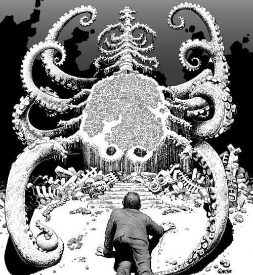 La Guarida del Horror: Lovecraft