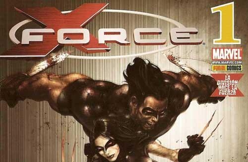 Portada X Force 1