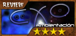Review EXO Ambientación