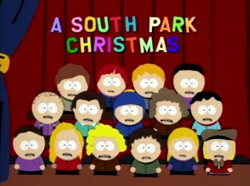 Navidad South Park