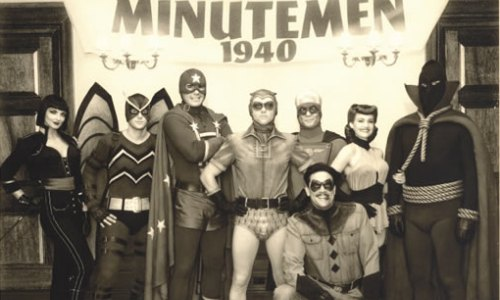 Watchmen Minute Men