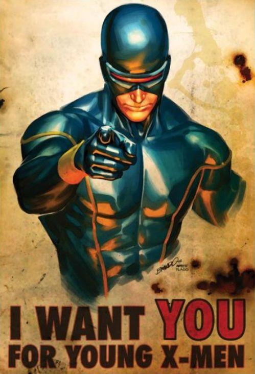 Jóvenes X-Men