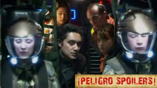 Battlestar Galactica: Face of the Enemy 02