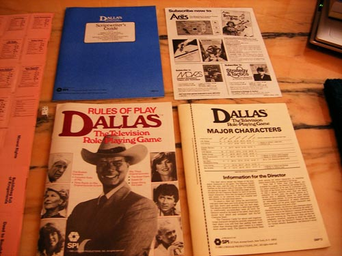 Contenido de Dallas
