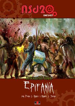 Portada de Epifania