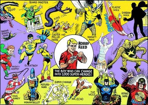 Robby's Heroes