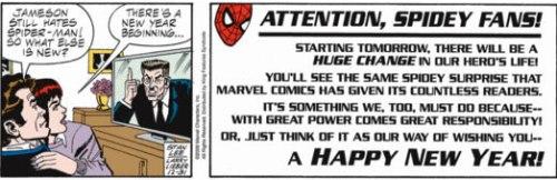 Spiderman Nochevieja