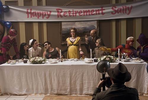 Fiesta de despedida de Sally Jupiter