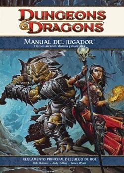Dungeons&Dragons 4 Edicion en castellano