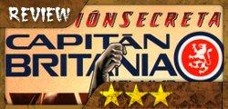 Review Capitán Britania