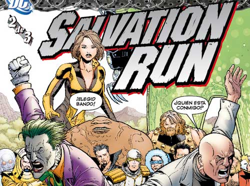 Salvation Run