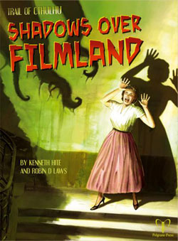 Shadows over Filmland, suplemento para El Rastro de Cthulhu