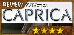 Review Caprica