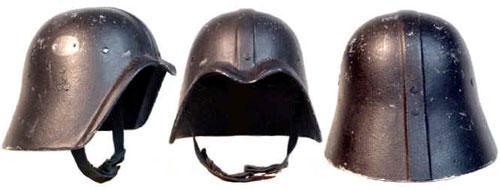 Casco Iraqui Modelo Darth Vader