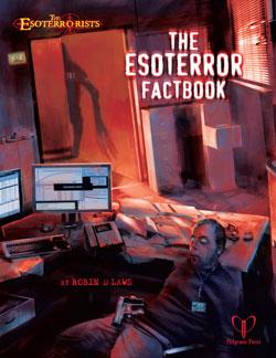 Portada de The Esoterror Factbook - La Verdad sobre el Esoterrorismo