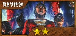 Review Pruebas de  Shazam