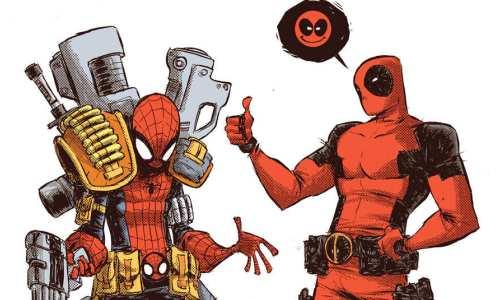 Spiderman y Masacre