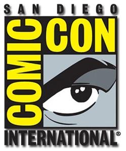 Logo Comic Con San Diego