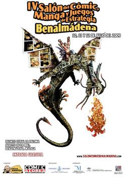 Salón del Cómic de Benalmádena 2009