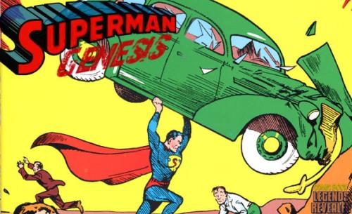 Leyendas Urbanas de Superman