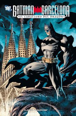 Batman Barcelona: El caballero del dragón