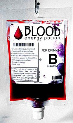 Blood Energy Potion