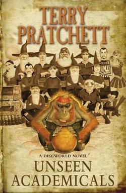 Unseen Academicals, de Terry Pratchett