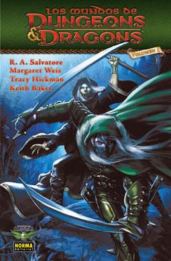 Los Mundos de Dungeons and Dragons vol.1