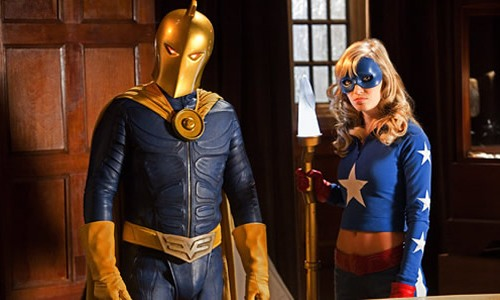 Smallville - Stargirl & Fate