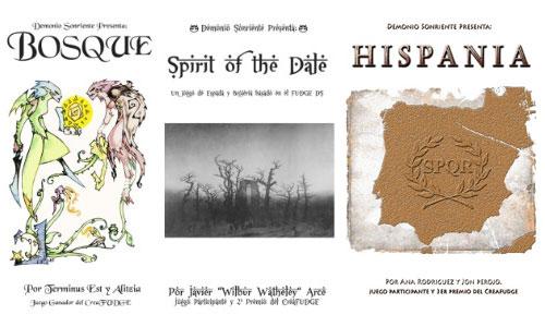 El Bosque, Spirit of the Dale e Hispania