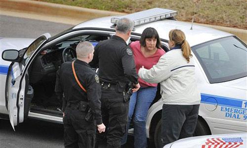 Masacre en Alabama: Amy Bishop detenida