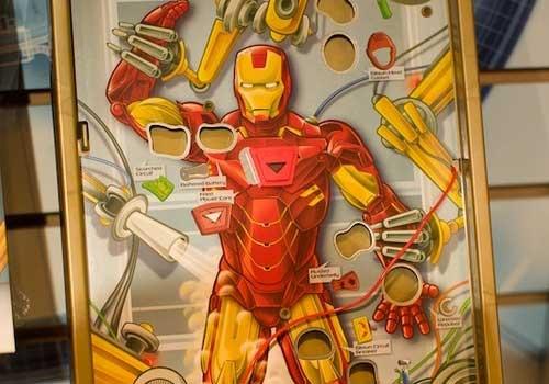 Operación Iron Man 2