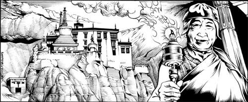 Tibet, el Juego de Rol