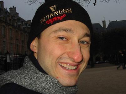Vicente García, editor de Dolmen y autor de Apocalipsis Island