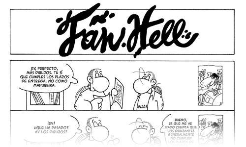 Fan Hell: 1x10 - Las entregas