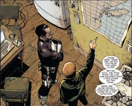 Punisher: Viviendo en la Oscuridad