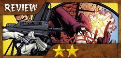 Review Punisher dos stars postapocalípticas