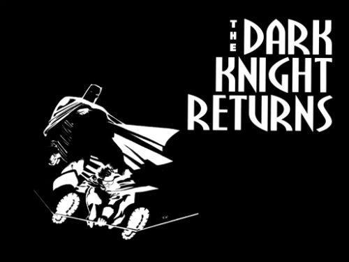 Dark Knight Frank Miller