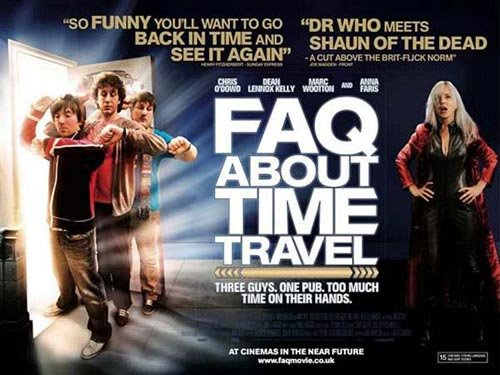 Frecuently asked questions about time travel