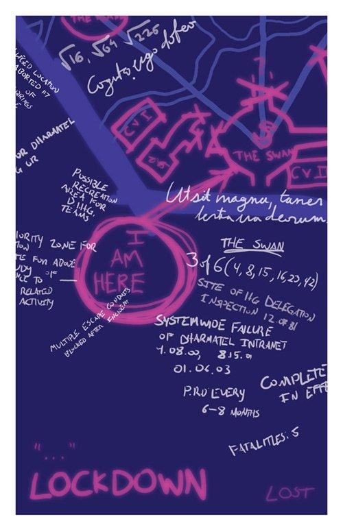 Lost Perdidos posters