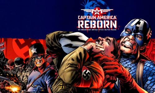 Capitán América: Renacimiento