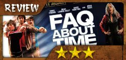 Review de Frecuently asked questions about time travel: tres estrellitas post-apocalípticas