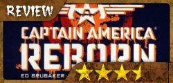 Review Cap. America: Renacimiento