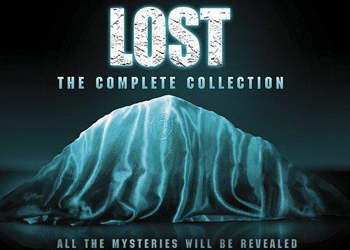 Lost Perdidos Blu-ray DVD