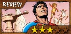 Reseña Superman Mundo de Nuevo Krypton