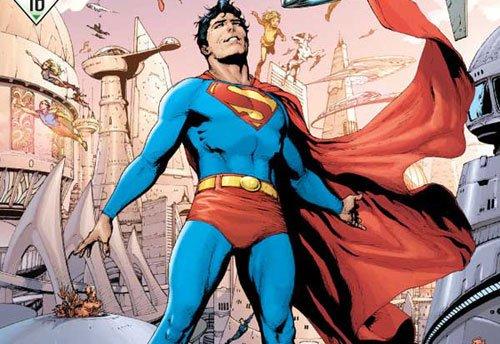 Mundo de nuevo Krypton