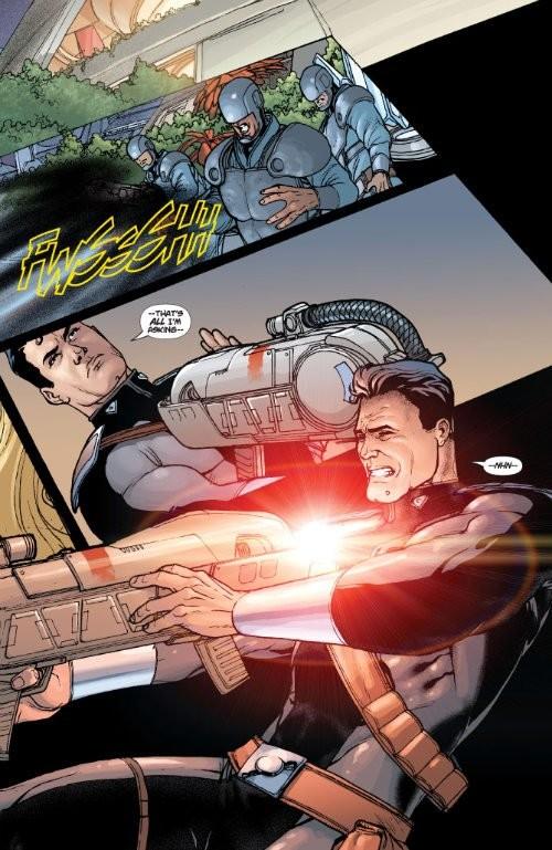Mundo de nuevo Krypton 2