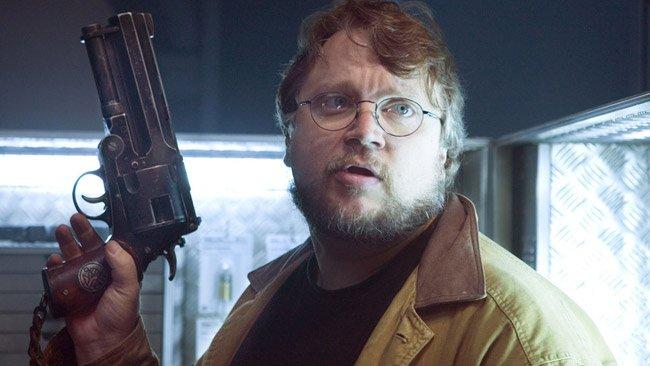 Guillermo del Toro The Hobbit Hellboy 3